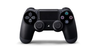 Das neue Controller-Design mit Options- und Share-Button