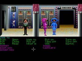 Zack McKracken and the Alien Mindbenders (1988)