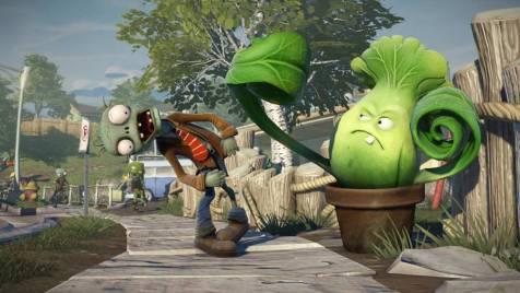 Plants vs. Zombies: Garden Warfare (Popcap Games)