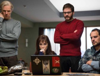 Trailer: The Fifth Estate (Inside Wikileaks – Die fünfte Gewalt)
