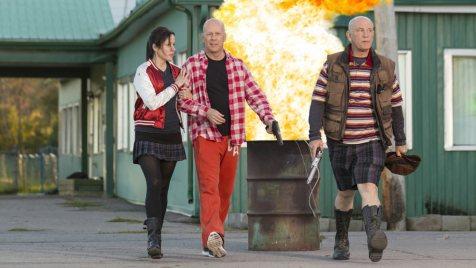 R.E.D. 2 (Action). Regie: Dean Parisot. Kinostart: 12.09.