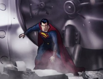 Clip des Tages: Superman 75th Anniversary (Animated Short)