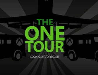 Die Xbox One Tour – AREA ONE und Xbox Pulse Event 2013