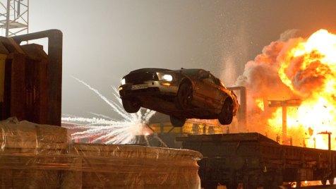 Getaway (Action). Regie: Courtney Solomon. 28.11.