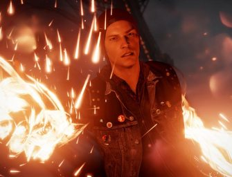 Trailer: inFAMOUS Second Son (Official Neon Reveal)