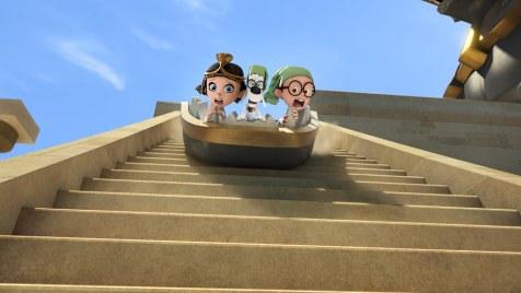 Die Abenteuer von Mr. Peabody & Sherman (Animation, Regie: Rob Minkoff, 27.02.)