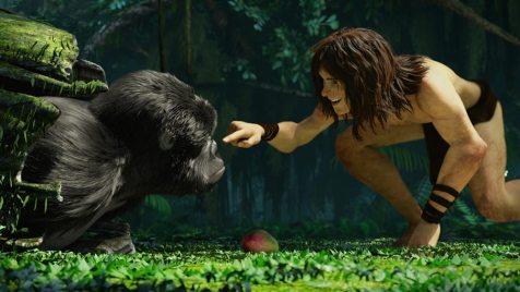 Tarzan (Animation, Regie: Reinhard Klooss, 20.02.)