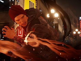 Preview zu inFAMOUS: Second Son