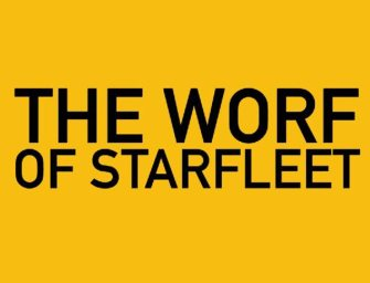 Clip des Tages: The Worf of Starfleet (Star Trek meets The Wolf of Wall Street)