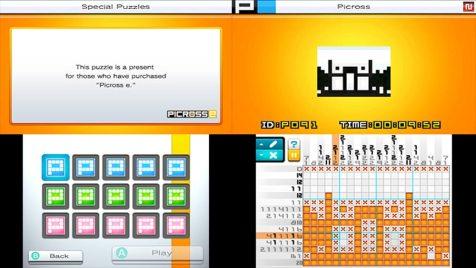 Picross-e4-©-2014-Jupiter,-Nintendo