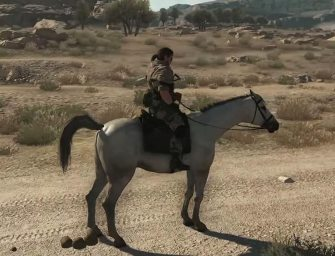 Clip des Tages: Metal Gear Solid 5: The Phantom Pain (Gameplay)