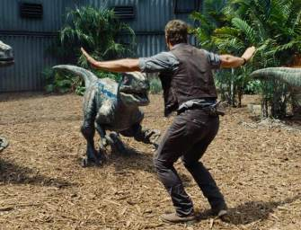 Trailer: Jurassic World (#2)