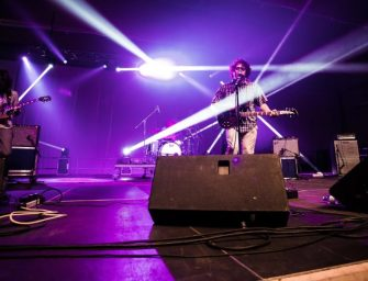 Interview mit The Districts am Frequency