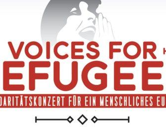 Konzertvorschau: Voices of Refugees