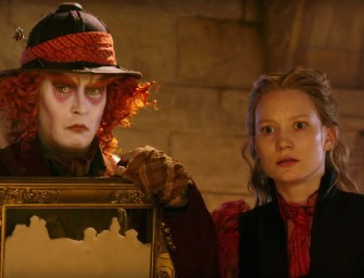 Trailer: Alice In Wonderland: Through The Looking Glass