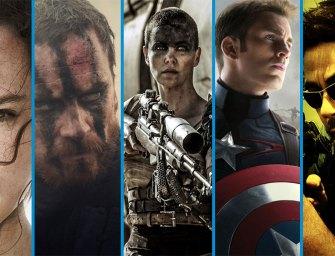 Jahrescharts der Redaktion 2015: Film (Teil 2)