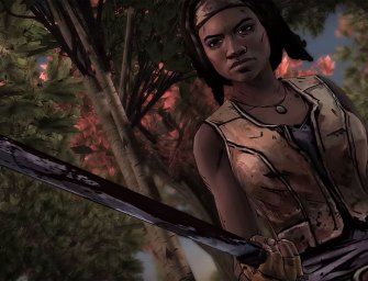 Trailer: The Walking Dead: Michonne (A Telltale Games Series)