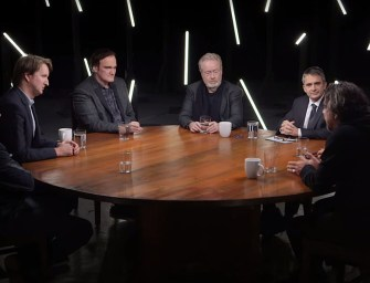 Clip des Tages: Hollywood-Regisseure unter sich (Roundtable Discussion)