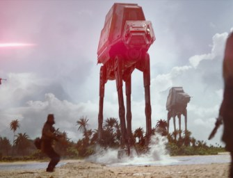 Trailer: Rouge One (A Star Wars Story)