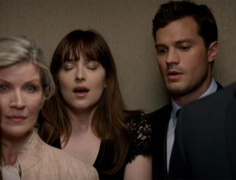 Trailer: Fifty Shades Darker (#2)