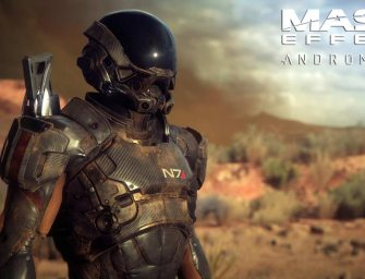 Trailer: Mass Effect: Andromeda (#2)