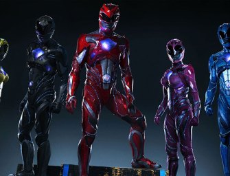 Trailer: Power Rangers