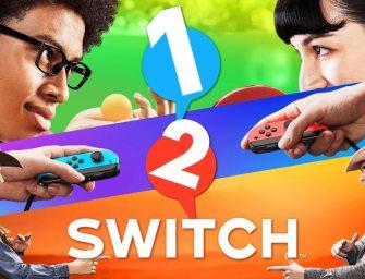 Partyspaß ohne Ende mit 1-2 Switch