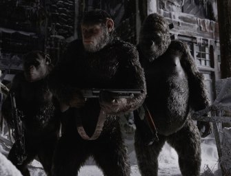 Trailer: War for the Planet of the Apes (#2)