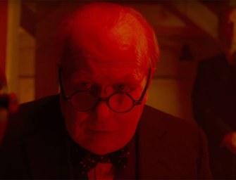 Trailer: Darkest Hour