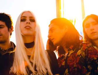 Clip des Tages: Inheaven – World On Fire