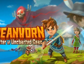 Oceanhorn – Monster of Uncharted Seas