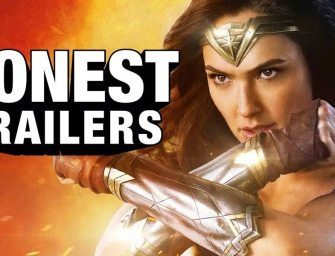 Clip des Tages: Wonder Woman (Honest Trailers)