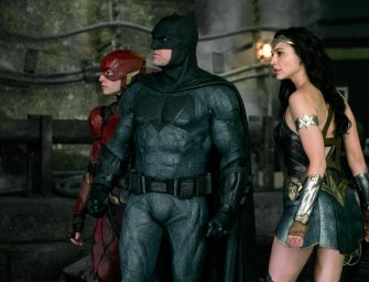 Trailer: Justice League (#3)