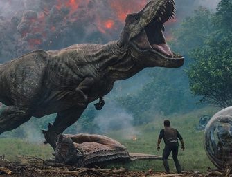 Trailer: Jurassic World: Fallen Kingdom