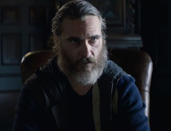 Trailer: You Were Never Really Here