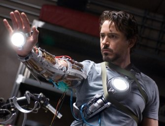 The Weekend Watch List: Iron Man