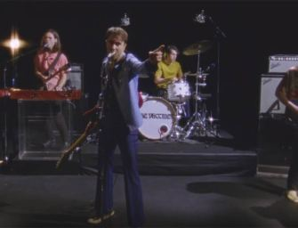 Clip des Tages: The Vaccines – Your Love is my Favourite Band (Live Session)