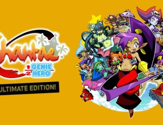 Shantae: Half-Genie Hero Ultimate Edition