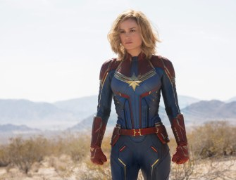 Trailer: Captain Marvel