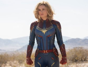 Trailer: Captain Marvel (#2)