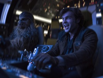 The Weekend Watch List: Solo: A Star Wars Story