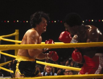 The Weekend Watch List: Rocky II