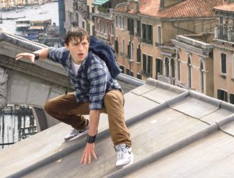 Trailer: Spider-Man: Far From Home