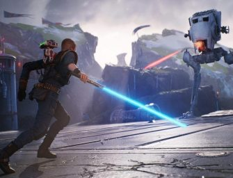 Trailer: Star Wars Jedi: Fallen Order