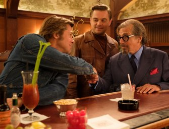 Once Upon a Time in … Hollywood