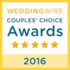 2016 Wedding Wire Winner