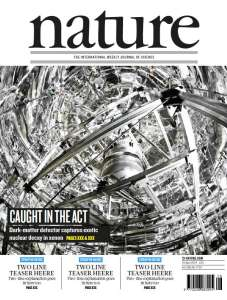 Equipa de investigadores portugueses na revista natura