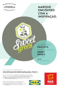 sweet green no mar shopping
