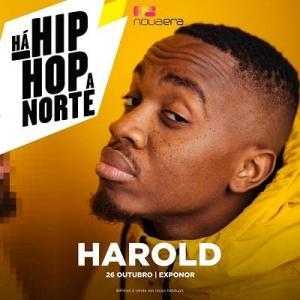 hip hop norte harold