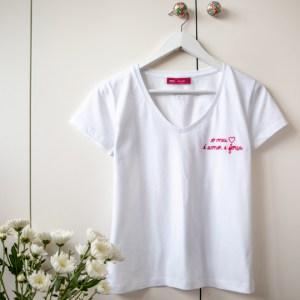 prevenção do cancro da mama t-shirt mo